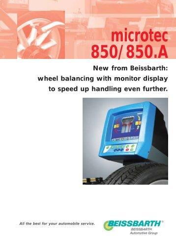 microtec 850 engl