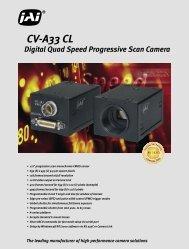 CV-A33 CL - Image Labs International
