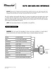 Data bus diagnosis interface - Volkspage