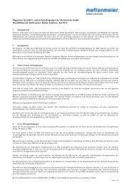 Allgemeine Geschäfts- und Lieferbedingungen der ... - Robust-pc.de