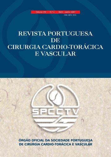 Resumo Summary - Sociedade Portuguesa de Cirurgia Cardio ...