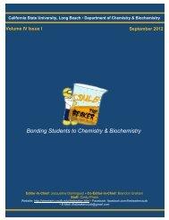 Volume 4, Issue 1 [September 2012 pdf] - California State University ...