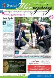 PDF dokumentum (4683 KByte) - Gyulai Hírlap