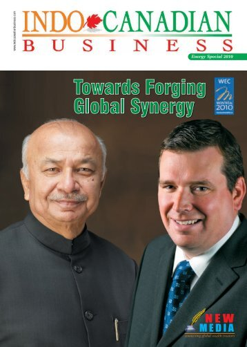 Indo-Canadian - new media