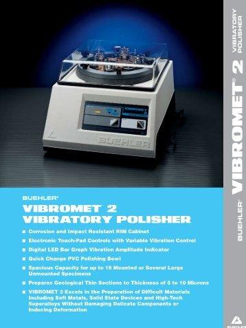 VIBR OMET 2 - MHZ Electronics Inc