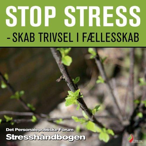 Stresshåndbog - KTO