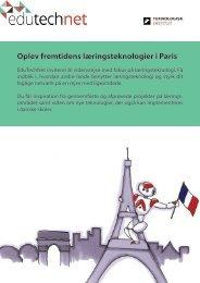 INVITATION - Videnrejse Paris.pdf - Kids n' Tweens Lifestyle