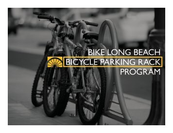 view bike rack catalog - Bike Long Beach