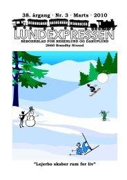 38. årgang · Nr. 3 · Marts · 2010 - lundens.net