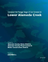 Lower Alameda Creek Fish Passage - U.S. Fish and Wildlife Service