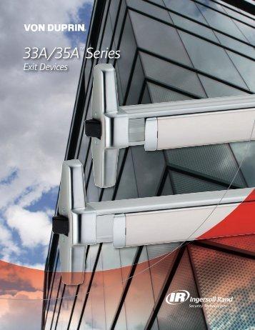 33A/35ATM Series - Spadina Security Inc.