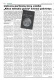 Laisvė – tai tautos atmintis - Krašto apsaugos ministerija - Page 6