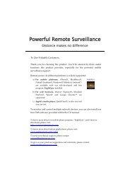 Powerful Remote Surveillance - Camere video supraveghere