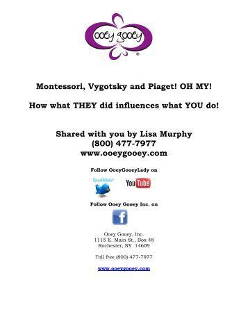 meet the masters_rev.. - Ooey Gooey, Inc.