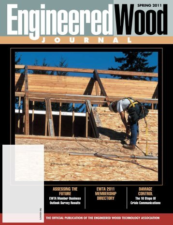 Spring 2011 - APA - The Engineered Wood Association