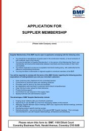 HERE - The Builders Merchant Federation