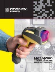 Cognex DataMan 7500 Series - Dapra Marking Systems