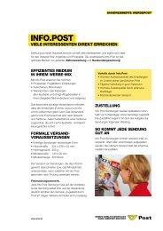 info.post@@ @@info.post - Österreichische Post AG