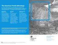 Semi-Annual Report - American Funds Money Market Fund