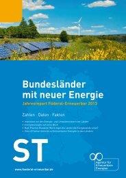 Sachsen-Anhalt - Agentur für Erneuerbare Energien