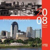 SBCTB Annual Report 2008 - Shreveport