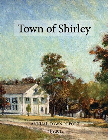 Town of Shirley - Shirley, MA