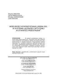 Pełny tekst - Instytut Elektrotechniki