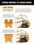 chargeuses compactes chargeuses compactes à chenilles - Case ... - Page 7