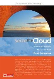 Seize the Cloud - Sogeti