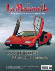 50 anni di toro scatenato Qualità Lamborghini - Automotoclub ...