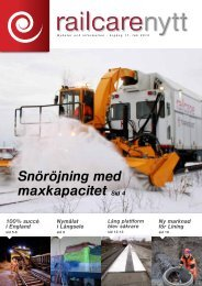 Railcare nyt 2012 (SWE)