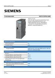 Product data sheet 6ES7315-6FF04-0AB0 - TP Automation eK