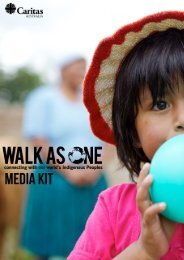 Download Walk As One Media Kit - Caritas Australia