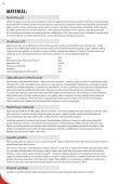 katalog Fristads- nehořlavé oděvy - VOCHOC - Page 3
