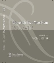 Eleventh Five Year Plan