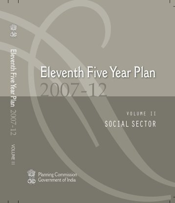 Eleventh Five Year Plan