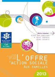 action sociale - Caf.fr