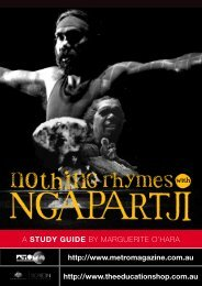 to download NOTHING RHYMES WITH NGAPARTJI ... - Ronin Films