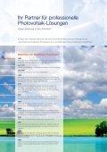 TechnologieConcept Imagebroschüre - Windsheimer Photovoltaik - Seite 2
