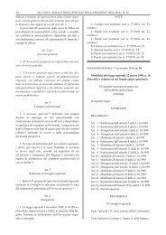 legge regionale n.58 del 17.11.2010. - Provincia di Livorno