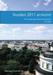 Arviointiraportti_2011 - Turku