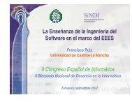 Transparencias en PDF - Grupo Alarcos - Universidad de Castilla ...