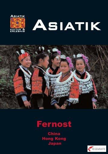 Fernost Katalog 2006.qxd - Asiatik