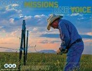 MNA 2009 Annual Report - Montana Nonprofit Association