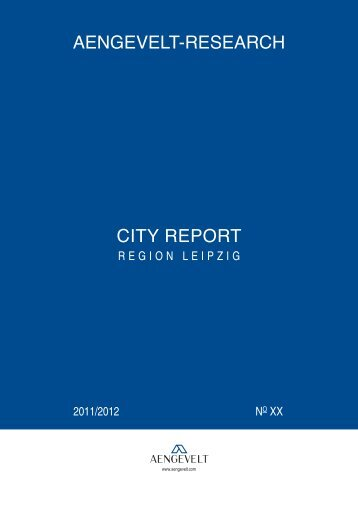 AENGEVELT-RESEARCH CITY REPORT - rosental immobilien