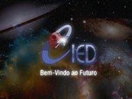 Ações CIED - Universidade Federal de Alagoas