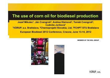 optimization of biodiesel production from jatropha Optimization of bio-diesel production from oils, cooking oils, microalgae, and castor and jatropha seeds: probing various heating sources and catalysts.