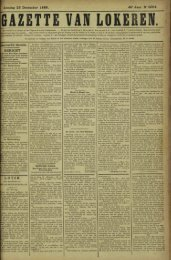 Zondag 23 December 1888. 45» Jaar N^2364. LOTJE.