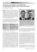 """Thema """"Navigation und Medizin"""" - Universität zu Lübeck - Seite 6"""