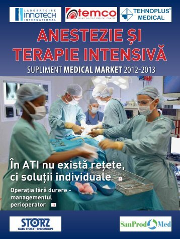 Supliment ATI 2012-2013 - Saptamana Medicala
